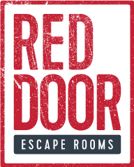 Red Door Escape Rooms logo