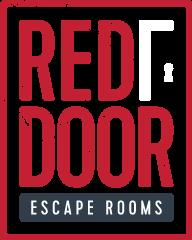 Red Door Escape Rooms logo